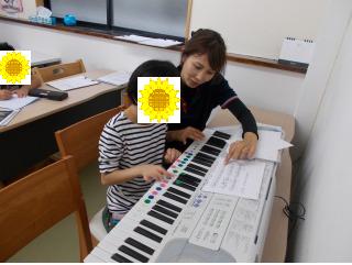 ゆうなハロウィンピアノ