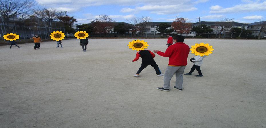 4ソフトボール
